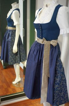 Susanne Spatt, Dirndl from Salzburg - Endeavour. Today, quality has a long tradition in Eugendorf / Salzburg