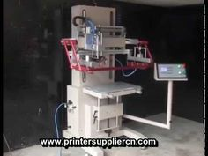 plastic crate screen printer,silk screen printing machine for turnover case