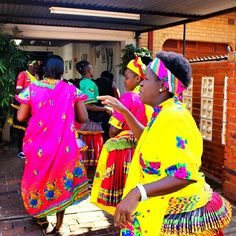 Tsonga people and xibelani