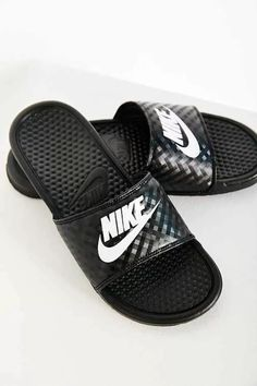 faddf937dafb OWEN 8 - Nike Benassi JDI Slide Sandal - I wear James  all the time even  though it is too big for me. SO comfortable