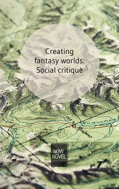Creating fantasy worlds that are vivid requires smart worldbuilding. Social critique is one popular element of fantasy fiction. Writing Genres, Book Writing Tips, Fiction Writing, Writing Resources, Writing Help, Writing Prompts, Writing Guide, Writing Fantasy, Fantasy Fiction