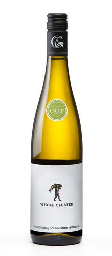 Best Ever..... if you like dry......it is amazing. Chateau Grand Traverse - Whole Cluster Riesling