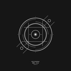218 A new geometric design every day Abstract Geometric Art, Geometric Designs, Minimal Logo Design, Graphic Design, Om Art, Camera Logo, Photographer Logo, Self Branding, Head Up Display