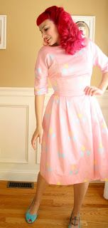 Gertie's New Blog for Better Sewing: Pattern Changes for the Pinkie Pie Dress