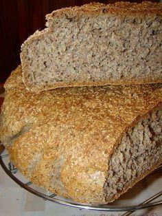 Vollkornbrot - Dense Bread in Northern Europe My Recipes, Bread Recipes, Cake Recipes, Cooking Recipes, Favorite Recipes, Barley Recipes, Zucchini Pineapple Bread, Pear Bread, Banana Bread