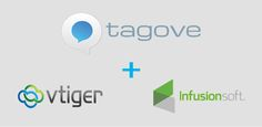 """Live chat is incomplete if your customer data like name, email id, requirements are not synced with CRM. A synchronizing lead with CRM is always a priority for them (client). We at Tagove has always been keeping that in mind because we know integration can give maximum results out of live chat. Integration allows you … Continue reading """"Tagove Integration with InfusionSoft and vTiger CRM"""""""
