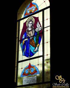 Kirchen, Baseball Cards, Glass, Leaded Glass Windows, Stained Glass, Hungary, Drinkware, Corning Glass, Yuri