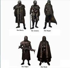 knights of ren fanart - Google Search
