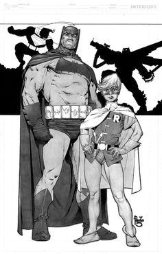 Batman: The Dark Knight Returns by Paulo Siqueira