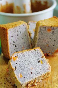 Japanese Sweet Potato Chiffon Recipe