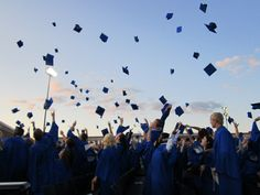 Graduation Hat Toss - would be a great picture! Great Pictures, Liberty, Marie, Education, Interviewing Tips, Graduation 2015, Cant Wait, Conference, Hat