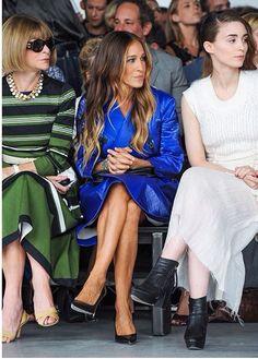 Front Row Mode! #ParisFashionWeek 2016!