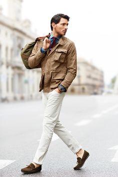 Andres Velencoso Segura for H.E. by Mango Fall/Winter 2013 Campaign - The Fashionisto