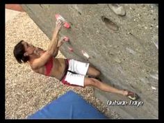 ▶ Improve your climbing - YouTube - Best climbing technique video I have seen! Super simple, but really helps beginners!