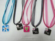 $15  More fun necklaces...