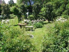 English Garden Ideas For Small Spaces
