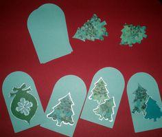 RuralMom.com: Crafting Custom Holiday Tags With CriCut Mini #DIY