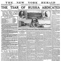 Royal Russia News offers news clips, videos and photographs about the Romanov dynasty and their legacy, monarchy, and the history of Imperial and Holy Russia from Russian media sources. Russian Revolution 1917, February Revolution, Russian Revolution Timeline, Tatiana Romanov, Anastasia Romanov, House Of Romanov, Tsar Nicholas Ii, Russia News, Imperial Russia