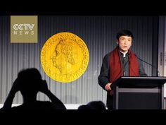 Cao Wenxuan becomes first Chinese writer to receive Anderson award - YouTube