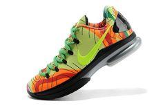 6f00571190cb revue en ligne Nike KD 5 (V) Elite Chaussure de basket Low multicolore bon
