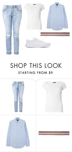 """""""Hoshi Inspired Outfit on Pretty U"""" by matetskieeeee on Polyvore featuring Witchery, Dorothy Perkins, Polo Ralph Lauren and Vans"""