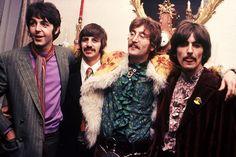 Presentación Sgt. Pepper's Lonely Hearts Club Band. 17.V.1967