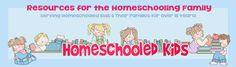 Homeschooled Kids Online | Serving Homeschoolers Since 1998