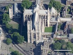 Palace of Westminster and Westminster Abbey including Saint Margaret's Church St Margaret, Kingdom Of Great Britain, City Landscape, Westminster Abbey, List, World Heritage Sites, Vacation Spots, Places To Go, Beautiful Places