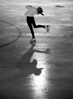 learn how to ice-skate well