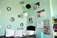 Mint wall Colour