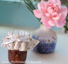 Persian Rose Jam
