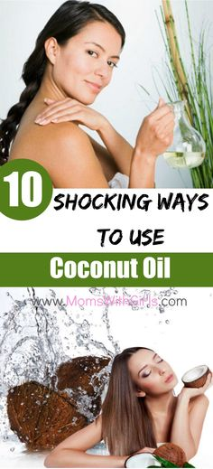 Most people don't know yet all benefits about coconut oil. Most of them use this type of oil only for cooking because they already know it is one of the most healthy oils in the market.
