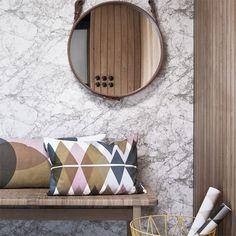 Marble behang