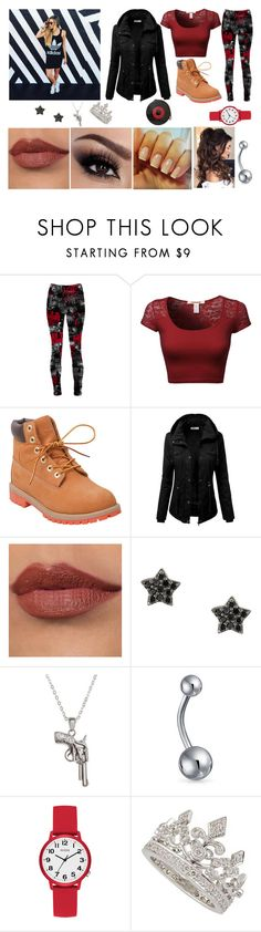 """Waiting"" by royal-bliss ❤ liked on Polyvore featuring Timberland, J.TOMSON, Astley Clarke, La Preciosa, Converse, Bling Jewelry, GUESS and Chanel"