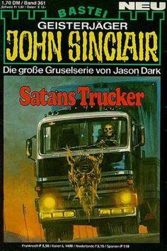 John Sinclair - Satans Trucker