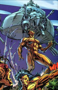 WetWorks WildStorm Comics
