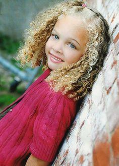 My Gorgeous Dd And Her Blonde Spirals Little Cute Blond