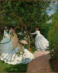 Impressionism, Fashion, and Modernity - The Metropolitan Museum of Art (until May 27th, 2013)