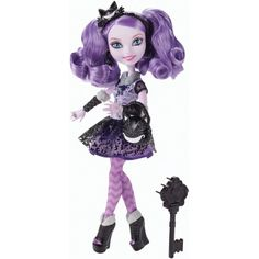 Ever After High - Kitty Cheshire Doll - MonsterHighPreSales.com - The Hottest 2014 Monster High Dolls Including Haunted Porter Geiss, Vandala Doubloons, Monster Exchange Lorna McNessie, Marisol Coxi, Vinyl Figures, Ever After High Through the Woods, And More! Worldwide Shipping Available