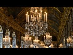 Un jour à Versailles - YouTube Take a tour behind the scenes at the Palace of Versailles