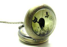 Sautoir montre à gousset zegarek de So Sweet sur DaWanda.com