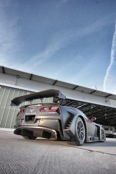 Callaway's New Corvette C7 GT3-R Is A Track Beast