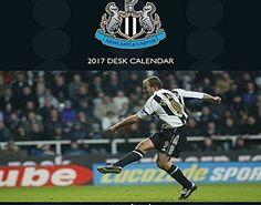 Newcastle United F.C. Newcastle Official 2017 Desk Easel Calendar - Month To View Desk Calendar 2017 - 2017 edition desk calendar- approx 16cm x 17cm- hard back easel- official licensed product (Barcode EAN = 9781785492075). http://www.comparestoreprices.co.uk/december-2016-week-1/newcastle-united-f-c-newcastle-official-2017-desk-easel-calendar--month-to-view-desk-calendar-2017.asp