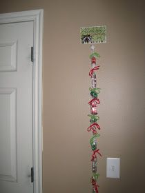 Bunch of Craft: 10 Days of Christmas Crafting - Day 4: Candy Christmas Countdown