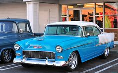 1955 Chevrolet Bel Air: I would love to own one someday!
