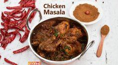 Chicken Masala using Chicken Masala powder