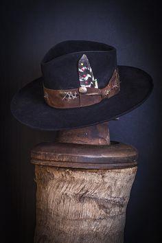 Nick Fouquet Hatmaker- custom made hats in Venice, CA. Dress Hats, Men Dress, Gentleman Hat, Custom Made Hats, Classic Hats, Stylish Hats, Hat Shop, Cool Hats, Well Dressed Men
