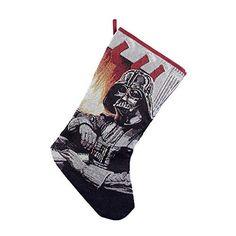 """19"""" Star Wars Vader Tapestry Stocking"""
