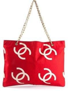 Chanel Red Tote Bag. Get one of the hottest styles of the season! The Chanel Red Tote Bag is a top 10 member favorite on Tradesy. Save on yours before they're sold out!