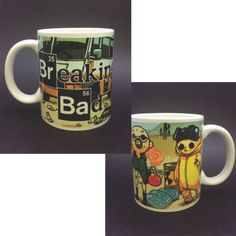 Mach.8 | Personalizados - Caneca Exclusiva Breaking Bad